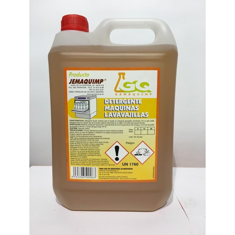 Detergente Mquinas Lavavajillas - B (Aguas Blandas)