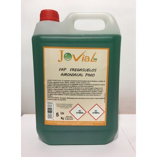 FAP - Fregasuelos Amoniacal Pino
