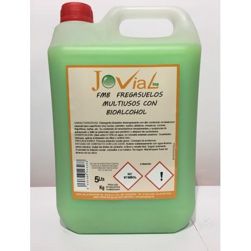 FMB - Fregasuelos Multiusos con Bioalcohol