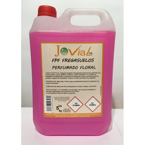 FPF - Fregasuelos Perfumado Floral