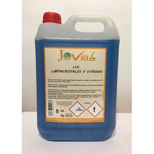 LCV - Limpia Cristales y Vitrinas