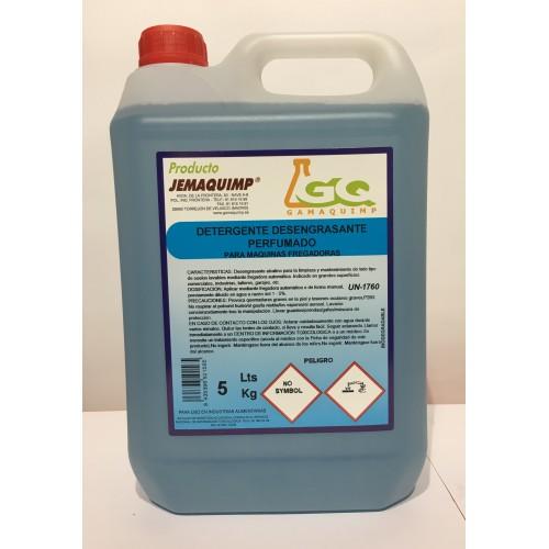 JEMAQUIMP - Detergente Desengrasante Máquinas Fregadoras