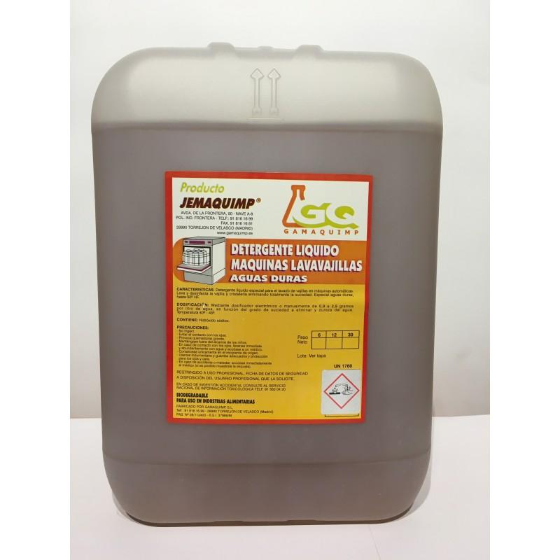 Detergente Mquinas Lavavajillas - AD (Aguas Duras)