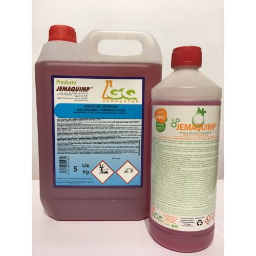 JEMAQUIMP - Desinfectante Germicida, Bactericida Y Fungicida Plus