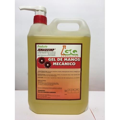 JEMAQUIMP - Gel De Manos Mecanicos