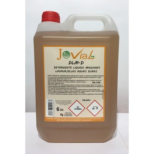 DML D - Detergente Máquinas Lavavajillas Aguas Duras