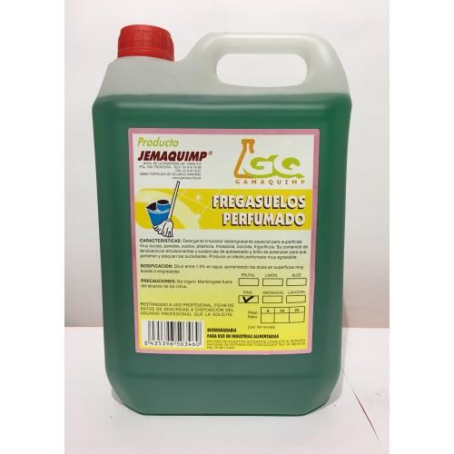 JEMAQUIMP - Fregasuelos Perfumado Pino