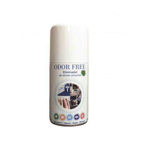 Carga Eliminador de olores Odor Free 250ml